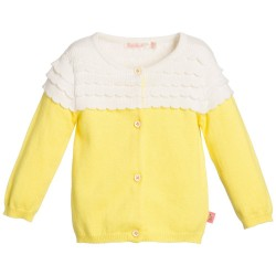 Billieblush Yellow Cardigan